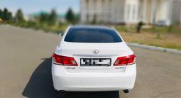 Lexus ES 350 2010 года за 5 200 000 тг. в Аксай – фото 2