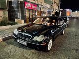 Mercedes-Benz C 240 2001 года за 3 099 999 тг. в Актау – фото 2