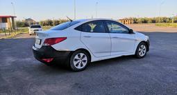 Hyundai Accent 2014 года за 3 900 000 тг. в Нур-Султан (Астана) – фото 4