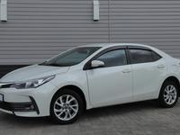 Toyota Corolla 2018 года за 8 570 000 тг. в Алматы