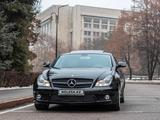 Mercedes-Benz CLS 500 2005 года за 7 800 000 тг. в Алматы – фото 2