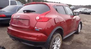 Крыло заднее Nissan Juke 2012, б. у. оригинал за 70 000 тг. в Алматы