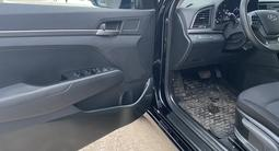Hyundai Elantra 2018 года за 7 500 000 тг. в Шу – фото 5