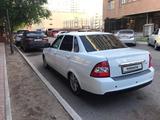 ВАЗ (Lada) 2170 (седан) 2014 года за 2 500 000 тг. в Нур-Султан (Астана) – фото 5