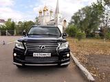 Lexus LX 570 2010 года за 19 600 000 тг. в Караганда