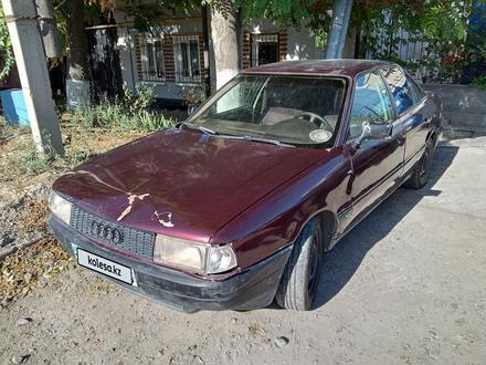Audi 80 1992 года за 550 000 тг. в Шымкент – фото 3