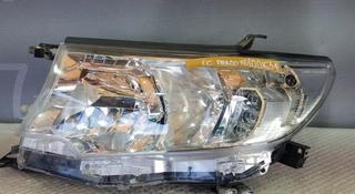 Toyota Land Cruiser Prado 150 Фара левая Рест 2 за 229 500 тг. в Нур-Султан (Астана)
