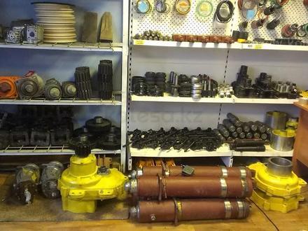 Фильтр, РВД шланги, крышка, шестерня, вал, распределитель Автокран в Тараз