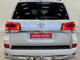Toyota Land Cruiser 2016 года за 27 350 000 тг. в Костанай – фото 4
