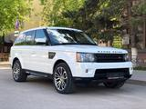 Land Rover Range Rover Sport 2012 года за 11 700 000 тг. в Алматы – фото 3