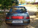 ВАЗ (Lada) 2110 (седан) 2006 года за 500 000 тг. в Костанай – фото 4