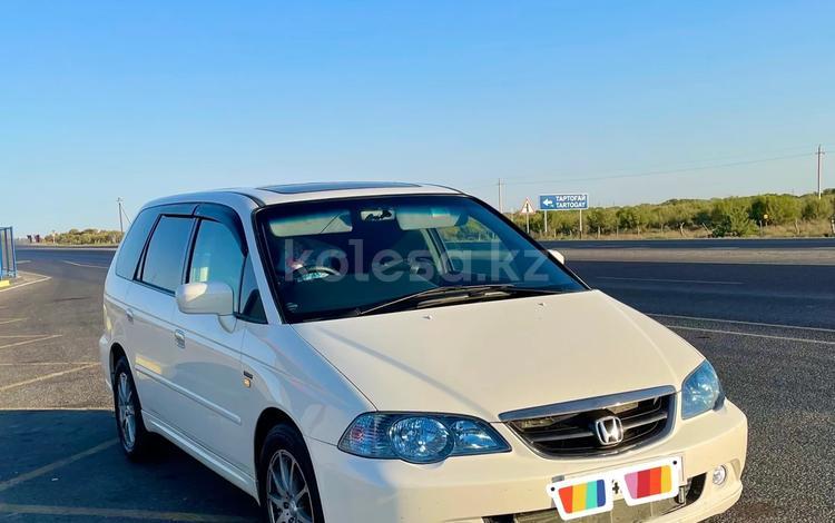 Honda Odyssey 2002 года за 3 600 000 тг. в Алматы