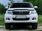 Toyota Hilux 2014 года за 12 600 000 тг. в Алматы – фото 2