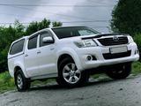 Toyota Hilux 2014 года за 12 600 000 тг. в Алматы – фото 3