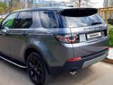 Land Rover Discovery Sport 2015 года за 15 170 000 тг. в Алматы – фото 4