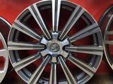 Диски R20 Toyota Land Cruiser Prado/Toyota Hilux на все модели на н за 280 000 тг. в Алматы