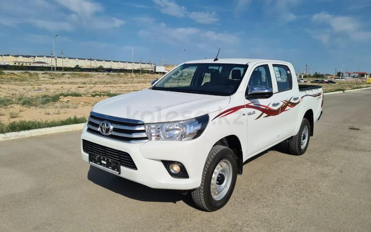 Toyota Hilux 2021 года за 17 180 000 тг. в Актау