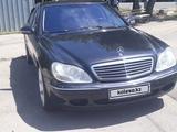 Mercedes-Benz S 500 2003 года за 3 700 000 тг. в Шымкент