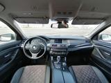 BMW 528 2011 года за 7 500 000 тг. в Нур-Султан (Астана) – фото 4