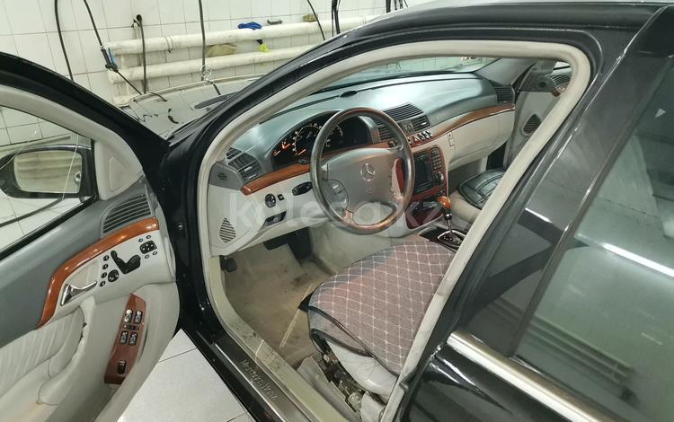 Mercedes-Benz S 500 2000 года за 2 500 000 тг. в Талдыкорган