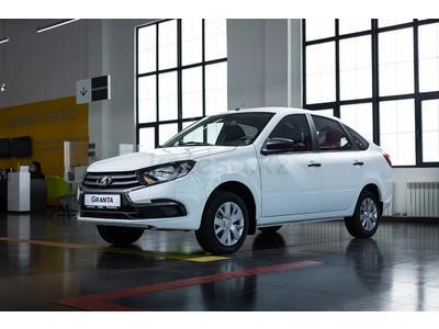 ВАЗ (Lada) Granta 2191 (лифтбек) Luxe 2021 годаүшін4 899 400 тг. в Актобе