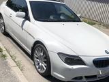 BMW 645 2005 года за 8 500 000 тг. в Алматы – фото 3