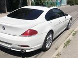 BMW 645 2005 года за 8 500 000 тг. в Алматы – фото 4
