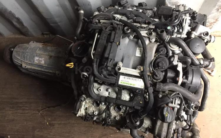 Двигатель м272 объем 3, 5 из Японии за 8 500 тг. в Алматы