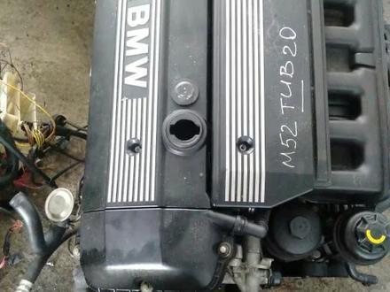 Двигатель BMW m52 2.0 в Алматы