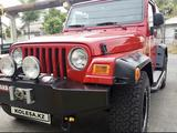 Jeep Wrangler 2004 года за 8 200 000 тг. в Шымкент