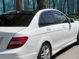 Mercedes-Benz C 180 2013 года за 7 000 000 тг. в Тараз – фото 3