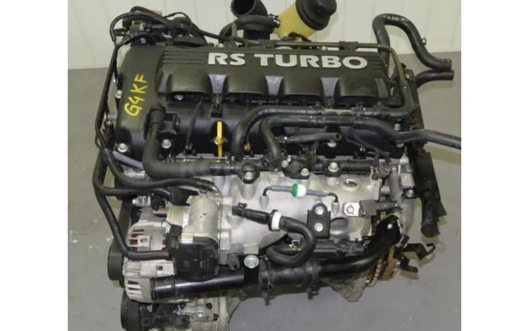 Двигатель на Hyundai Genesis. Двигатель на Хюндай Генезис за 101 010 тг. в Алматы