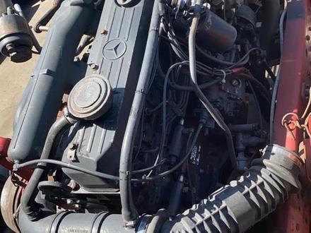 Мерседес D1220 1324 двигатель ОМ 366 с… в Караганда – фото 5