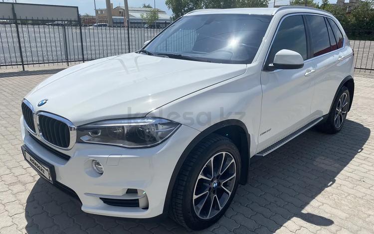 BMW X5 2016 года за 18 500 000 тг. в Нур-Султан (Астана)