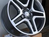 Диски R21 Mercedes GL GLE GLS за 500 000 тг. в Алматы – фото 2