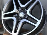 Диски R21 Mercedes GL GLE GLS за 500 000 тг. в Алматы – фото 3