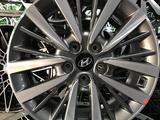 Диски R 17 Hyundai Creta Elantra Tucson Santa/Fe за 170 000 тг. в Нур-Султан (Астана) – фото 4
