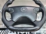 Руль Mercedes w210 за 120 000 тг. в Алматы – фото 5