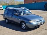 ВАЗ (Lada) 2111 (универсал) 2002 года за 450 000 тг. в Петропавловск