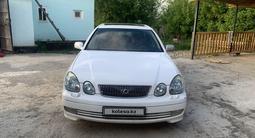 Lexus GS 300 2002 года за 3 800 000 тг. в Алматы – фото 2