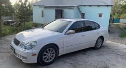 Lexus GS 300 2002 года за 3 800 000 тг. в Алматы – фото 3