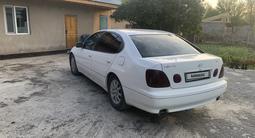 Lexus GS 300 2002 года за 3 800 000 тг. в Алматы – фото 5