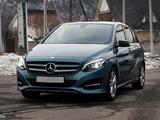 Mercedes-Benz B 200 2014 года за 7 990 000 тг. в Алматы