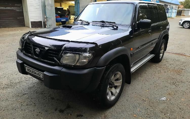 Nissan Patrol 1998 года за 6 000 000 тг. в Усть-Каменогорск