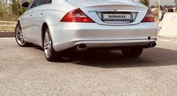 Mercedes-Benz CLS 500 2006 года за 4 200 000 тг. в Алматы