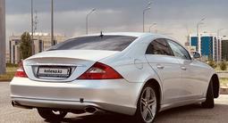Mercedes-Benz CLS 500 2006 года за 4 200 000 тг. в Алматы – фото 2