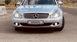 Mercedes-Benz CLS 500 2006 года за 4 200 000 тг. в Алматы – фото 5