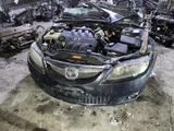 Контрактный двигатель мазда6 3.0 за 550 000 тг. в Семей – фото 2