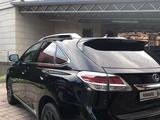 Lexus RX 350 2013 года за 13 900 000 тг. в Алматы – фото 5