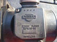 Волюметр дмрв маф или датчик расхода воздуха Nissan за 15 000 тг. в Алматы